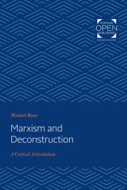 Marxism and Deconstruction