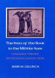 The Idea of the Book in the Middle Ages