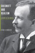 Chesnutt and Realism Cover