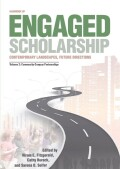 Handbook of Engaged Scholarship: Contemporary Landscapes, Future Directions: Volume 2: Community-Campus Partnerships