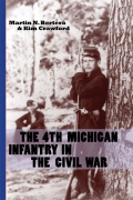 The 4th Michigan Infantry in The Civil War Cover