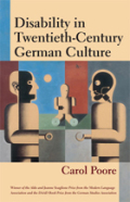 Disability in Twentieth-Century German Culture Cover