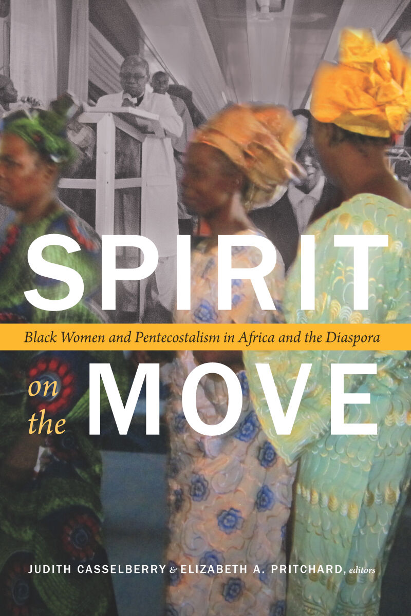 Spirit on the Move