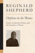 Orpheus in the Bronx Cover