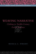 Weaving Narrative  Cover