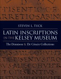 Latin Inscriptions in the Kelsey Museum cover