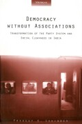 Democracy Without Associations Cover