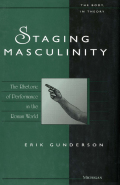Staging Masculinity Cover