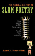 The Cultural Politics of Slam Poetry Cover