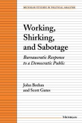 Working, Shirking, and Sabotage Cover