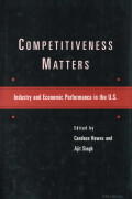 Competitiveness Matters