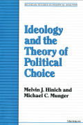 Ideology and the Theory of Political Choice Cover