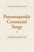 Passamaquoddy Ceremonial Songs cover