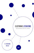 Electronic Literature cover