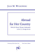 Abroad for Her Country Cover