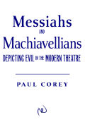 Messiahs and Machiavellians cover