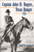Captain John H. Rogers, Texas Ranger Cover