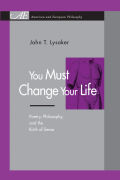You Must Change Your Life Cover