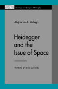 Heidegger and the Issue of Space Cover