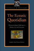 The Ecstatic Quotidian Cover