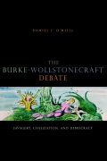 The Burke-Wollstonecraft Debate Cover