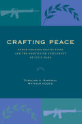 Crafting Peace Cover