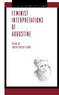 Feminist Interpretations of Augustine Cover