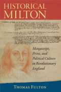 Historical Milton Cover