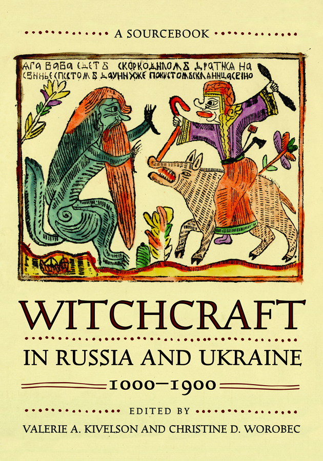 Witchcraft in Russia and Ukraine, 1000–1900