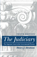 The Judiciary: Tenth Edition