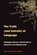 The Truth (and Untruth) of Language Cover