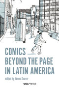Comics Beyond the Page in Latin America cover