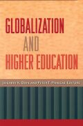 Globalization and Higher Education cover