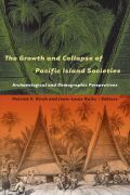 The Growth and Collapse of Pacific Island Societies cover