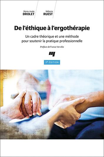 De l'éthique à l'ergothérapie, 3<sup>e</sup> édition