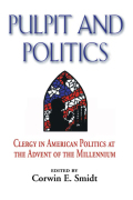 Pulpit and Politics cover