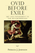 Ovid before Exile cover