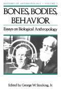Bones, Bodies amd Behavior Cover