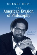 The American Evasion of Philosophy Cover