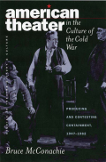 American Theater in the Culture of the Cold War Cover