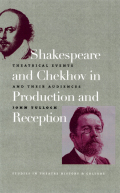 Shakespeare and Chekhov in Production and Reception cover