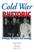 Cold War rhetoric Cover