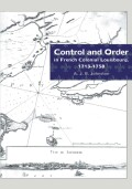 Control and order in French colonial Louisbourg, 1713-1758  Cover