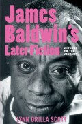 James Baldwin's Later Fiction Cover