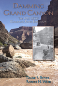 Damming Grand Canyon Cover