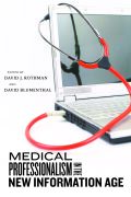 Medical Professionalism in the New Information Age Cover