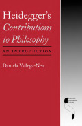 Heidegger's Contributions to Philosophy