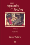 Dynamics Of Folklore Cover