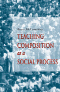 Teaching Composition As A Social Process Cover