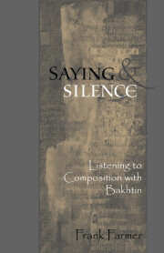 Saying And Silence
